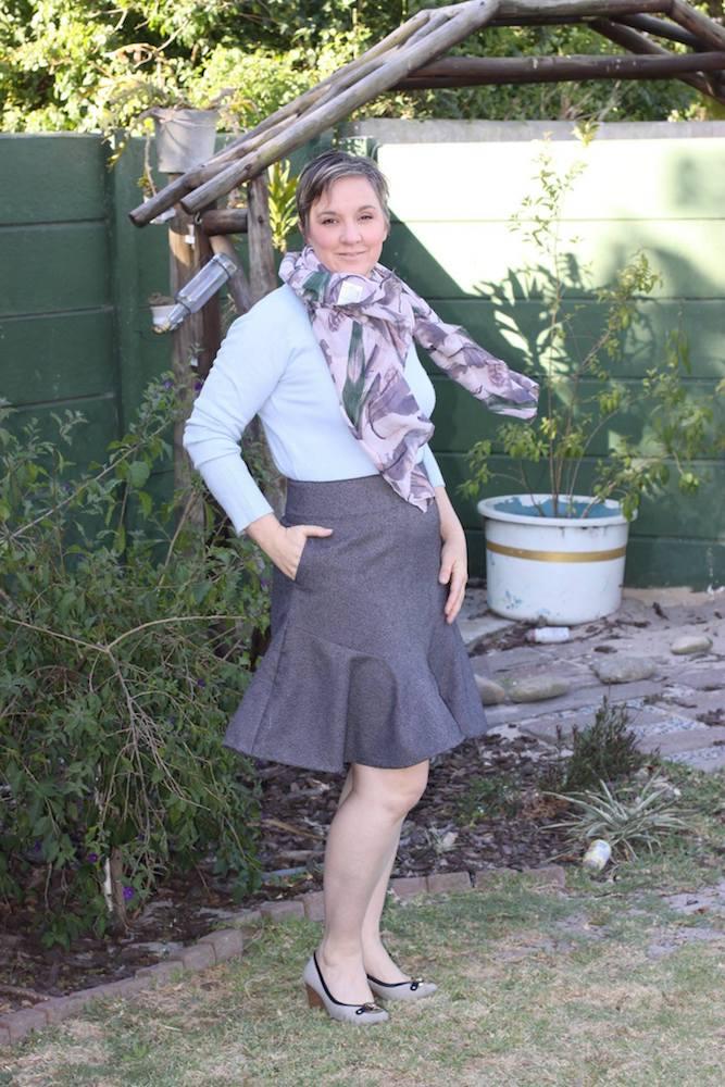 Vientiane Skirt PDF Sewing Pattern