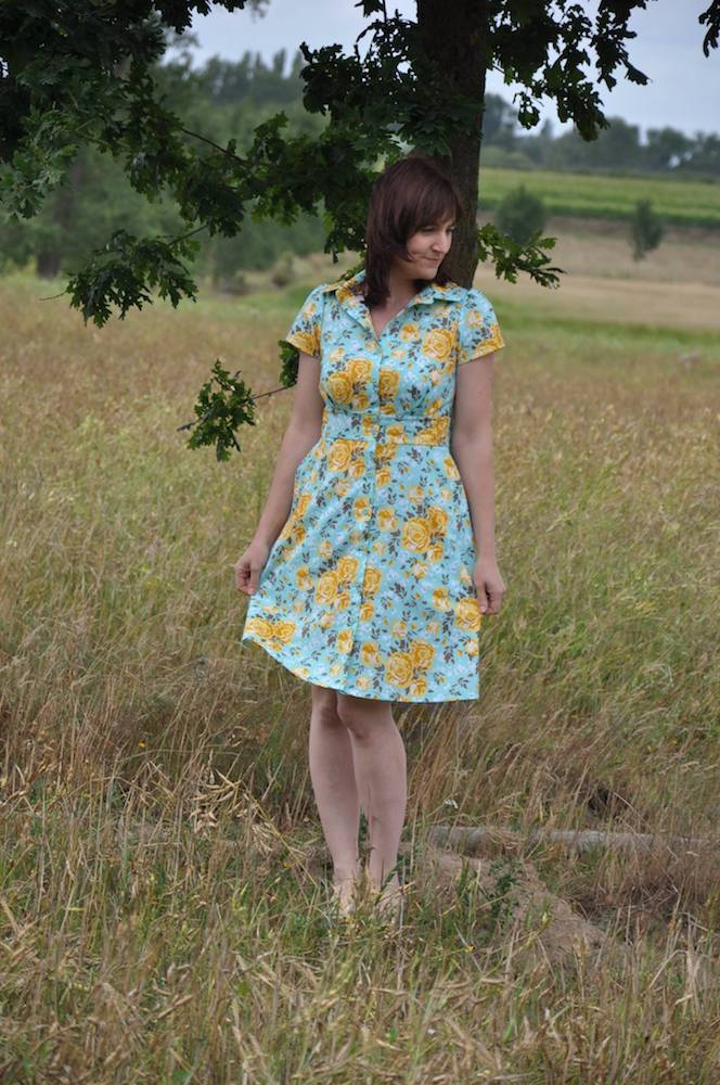 Itch to Stitch Chai Shirt & Dress Sewing Pattern