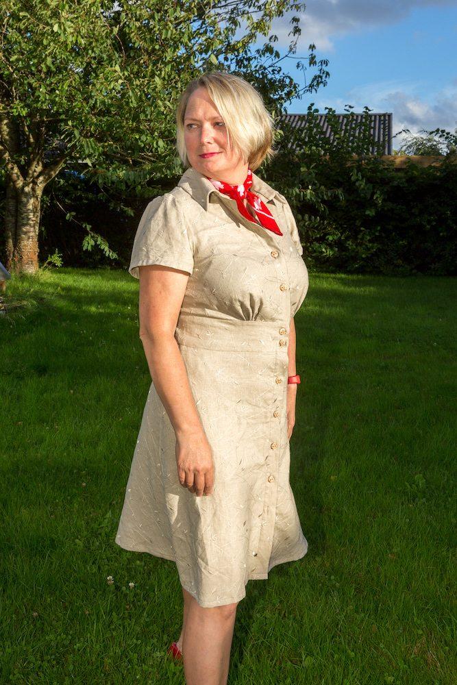 Itch to Stitch Chai Shirt & Dress Sewing Pattern