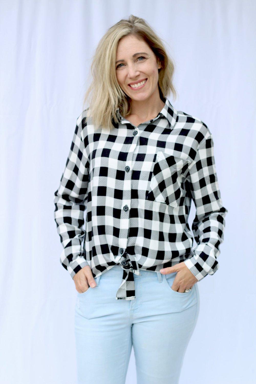 Itch to Stitch Montana Shirt PDF Sewing Pattern