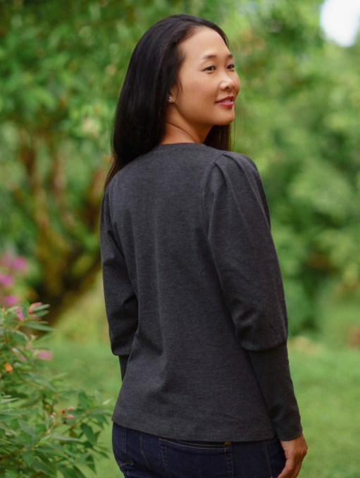 Itch to Stitch Busan Top PDF Sewing Pattern