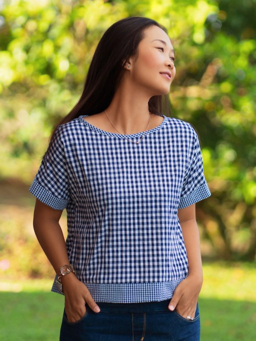 Itch to Stitch Melrose Top and Dress PDF Sewing Pattern 5