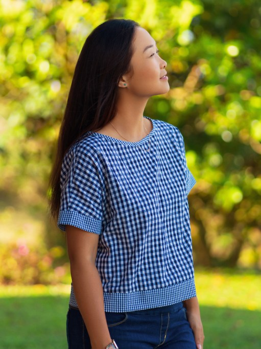 Itch to Stitch Melrose Top and Dress PDF Sewing Pattern 7