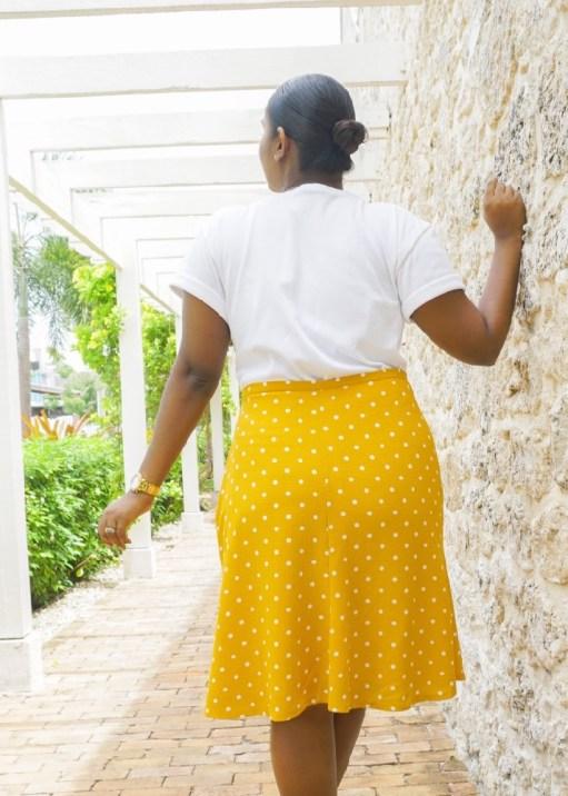 Itch to Stitch Seville Skirt PDF Sewing Pattern