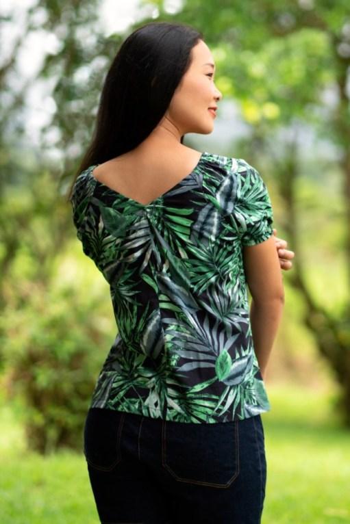 Itch to Stitch Kosice Top & Dress PDF Sewing Pattern