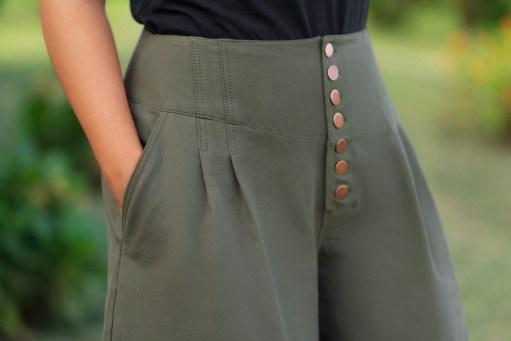 Itch to Stitch Gobi Culottes PDF Sewing Pattern