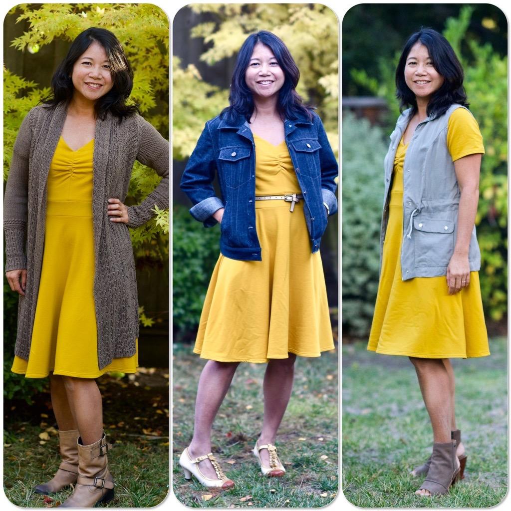 Itch to Stitch Davina Dress by Bernice—Make It Wear It