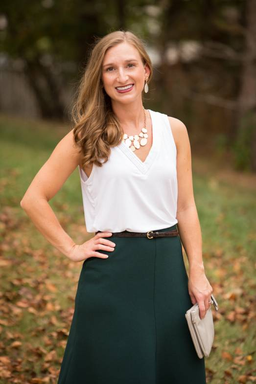 Itch to Stitch Seville Skirt by Mackenzie—Make It Wear It