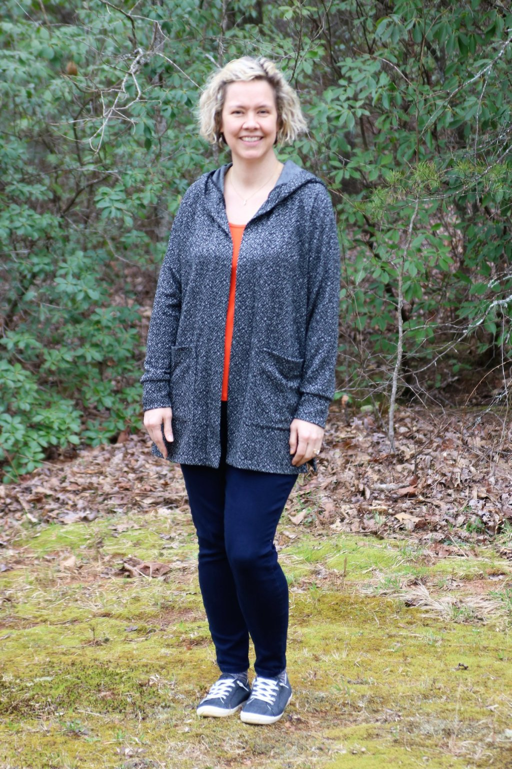 Itch to Stitch Castillo Cardigan Sewing Pattern