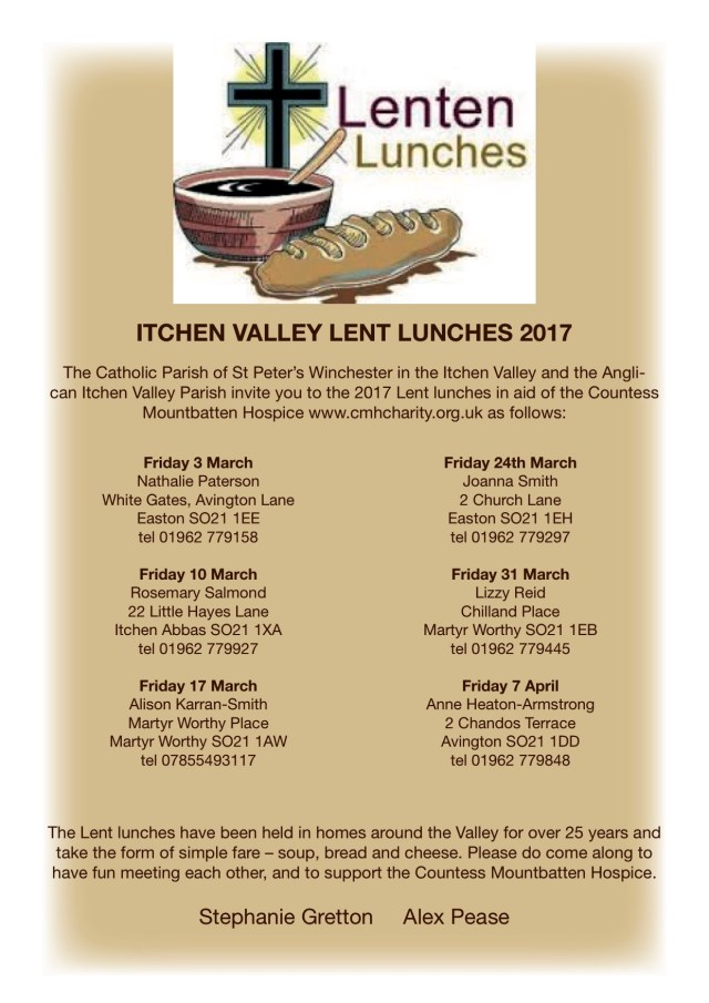 lent-lunches