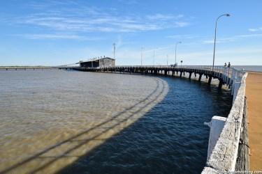 Derby Wharf High Tide
