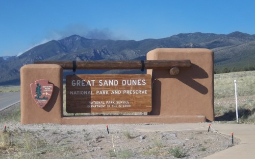 Colorado: Great Sand Dunes National Park