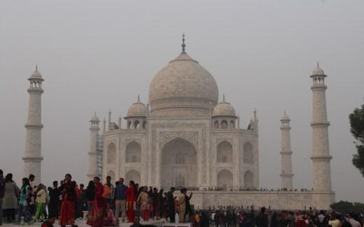 India: Agra – The Taj Mahal