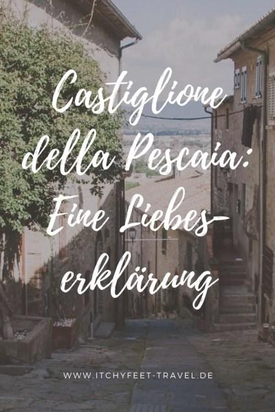 Castiglione della Pescaia: Eine Liebeserklärung