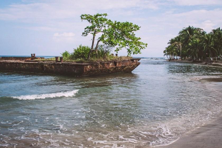 Reise nach Puerto Viejo in Costa Rica