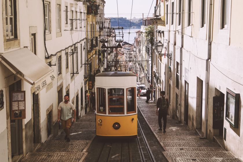 Lissabon Städtetrip