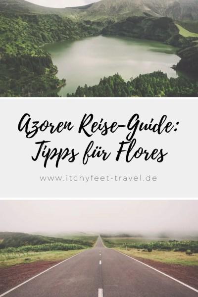 Azoren Reise-Guide - Tipps für Flores
