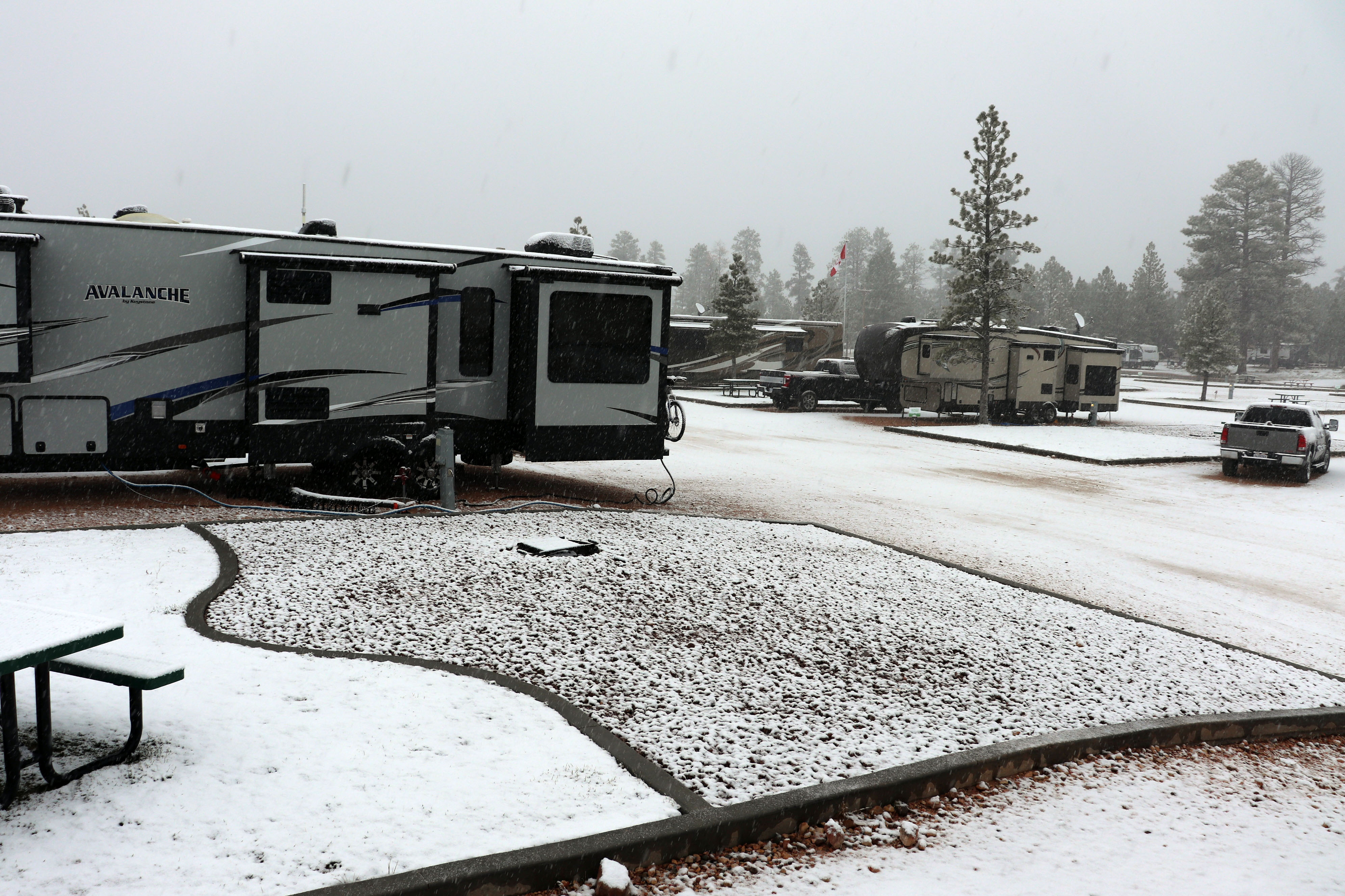 Utah Bryce Canyon Ruby S Inn Rv Park Itchy Feet And An Rv