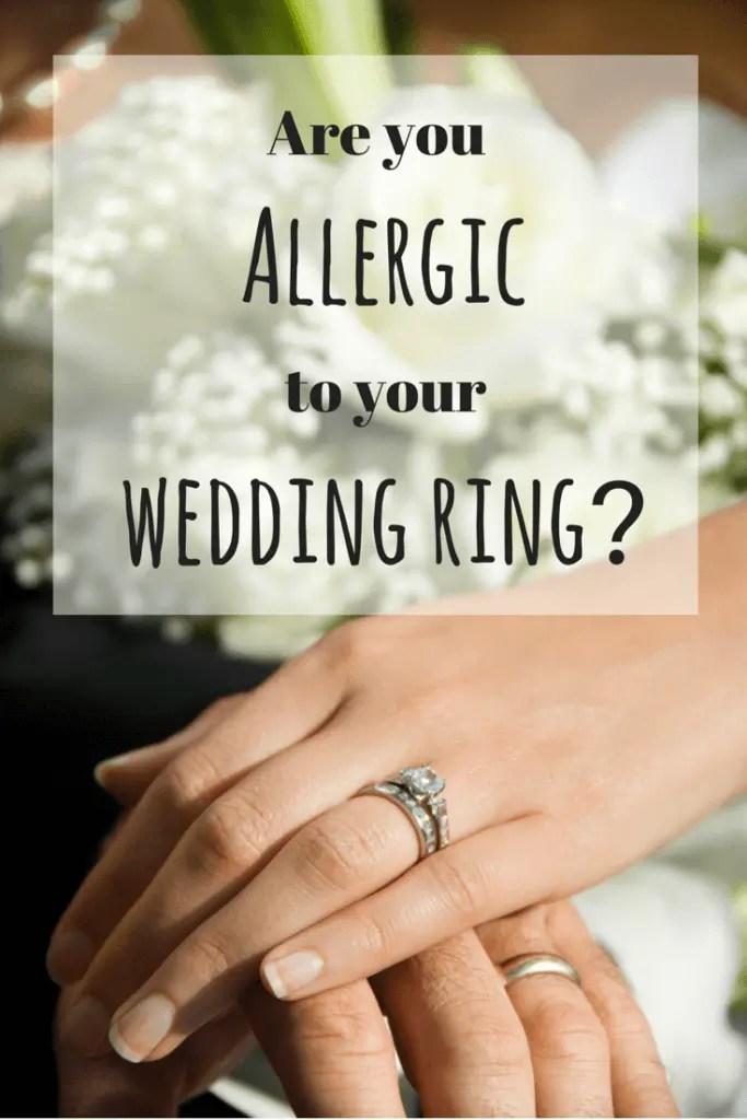 Ring Gold Allergy