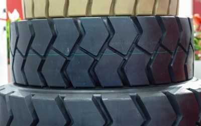 Forklift Tire Replacement and Repair