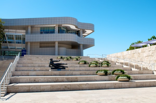 Paul Getty Museum Itcrashed
