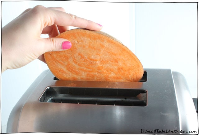 Image result for sweet potato toast vegan
