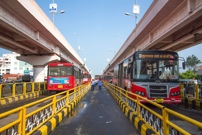 Pune expects to launch 7 km of the existing network retrofitted in 2017