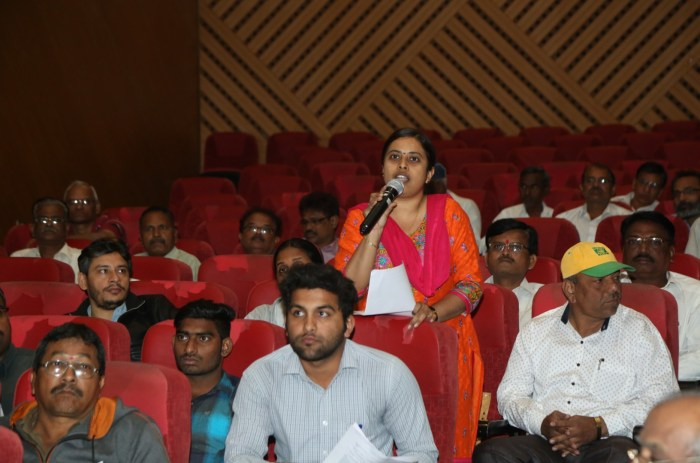 Pune's youth voicing out their innovative ideas.