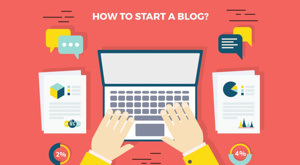 how to start a blog without breaking the bank