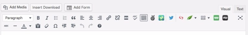 How To Fix WordPress Visual Editor Missing Buttons