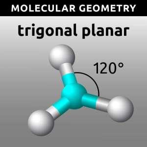 Molecular Geometry - Trigonal Planar