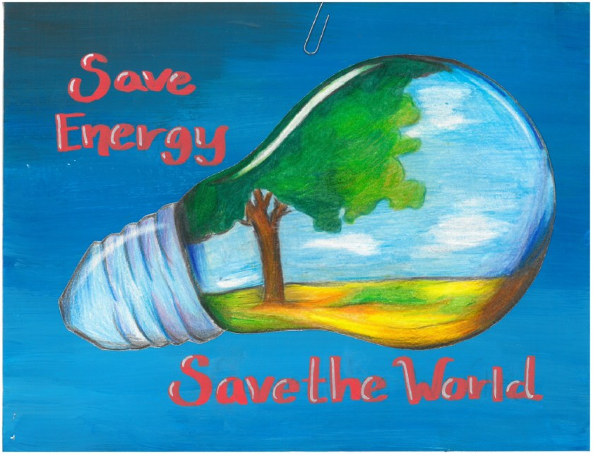 Save Energy Save the World