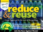 Team Up with a Colleague and Apply for the Race Against Waste Program