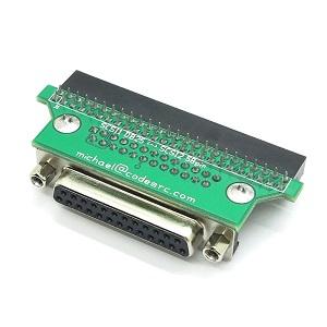 SCSI2 50pin to SCSI1 DB25 Converter Adapter
