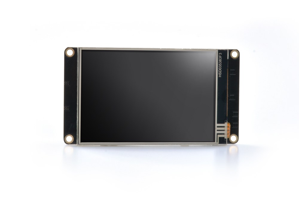 "NX4832K035 – Nextion 3.5"" Enhanced Series HMI Touch Display"