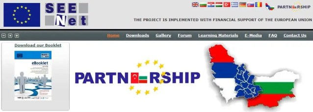 Seenetwork.eu | Web customization