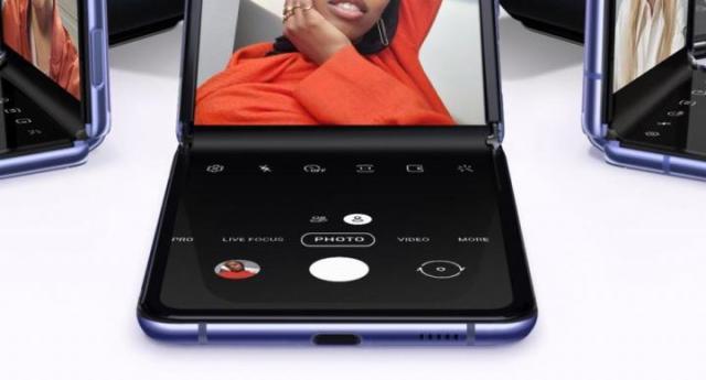 Розкладушка Samsung Galaxy Z Flip: фото,характеристики