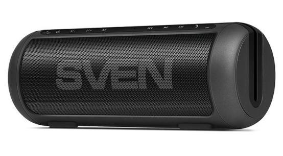 Компактна портативна колонка Sven PS-250BL