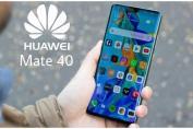 Компанія Huawei розкрила дизайн Mate 40