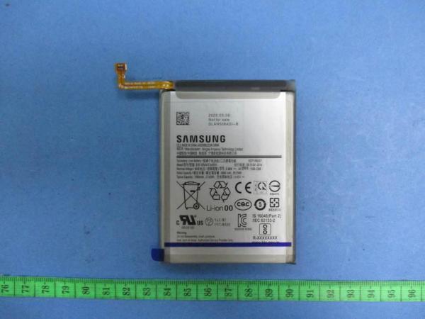 Samsung випустить смартфон з великим акумулятором