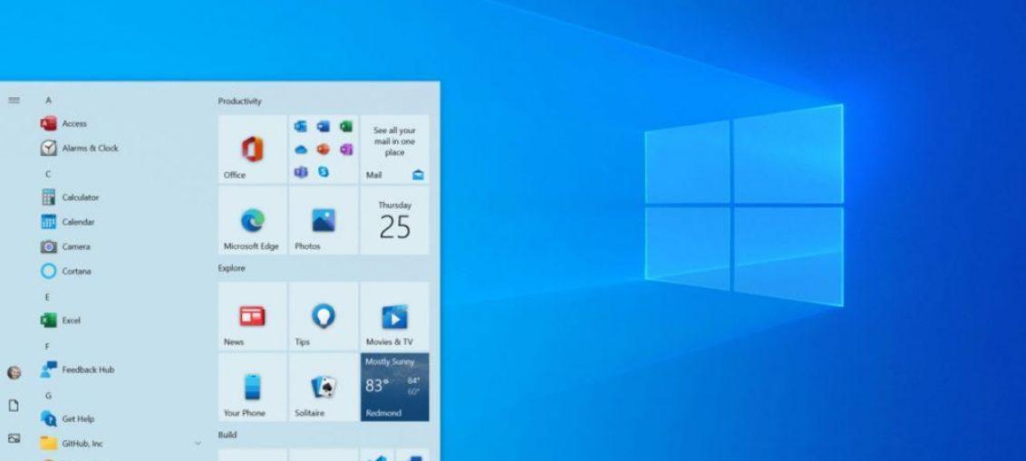 Оновлення Windows 10 (20H2) буде завантажуватися за лічені хвилини
