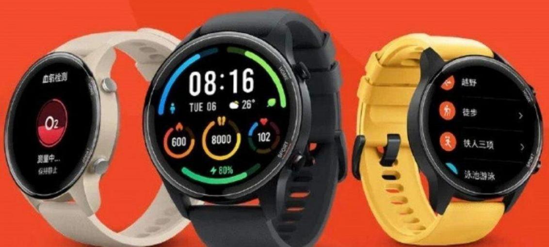 Xiaomi випустили нову версію смарт-годинника Mi Watch