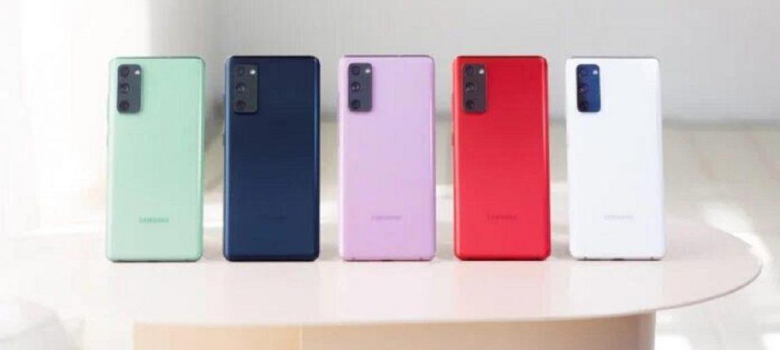 Смартфон Samsung Galaxy S20 FE запускається за 680 дол