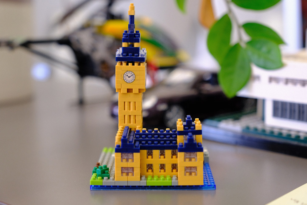Starting an Augmented Reality app like by Lego