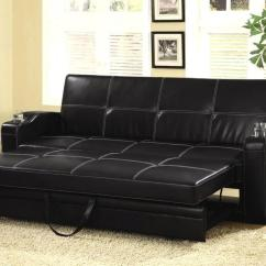 Black Leather Sofa Design Ideas Rattan Effect 7 Seater Corner Garden Set Living Room Decorating Couch How To