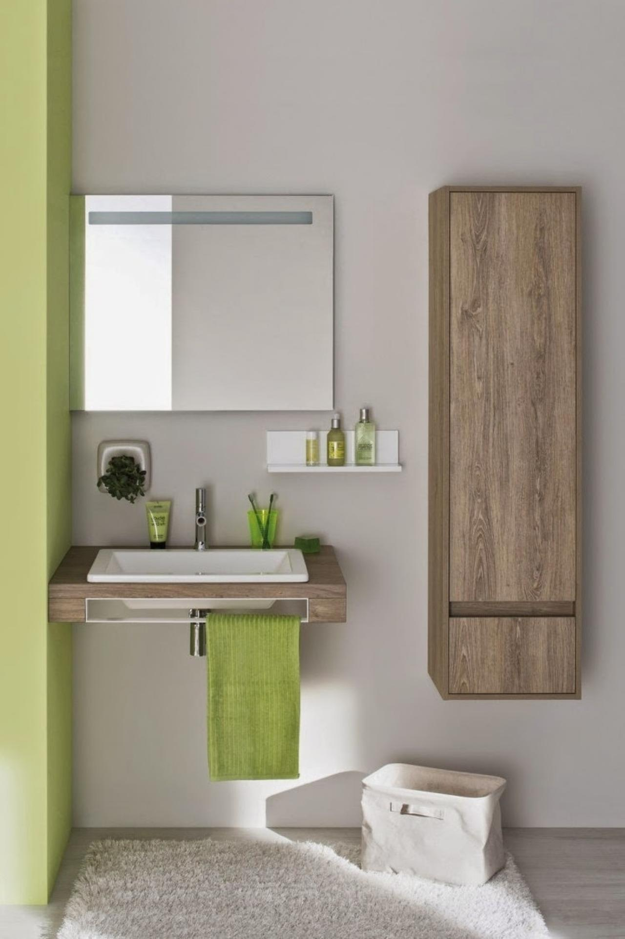 Maximize Your Small Storage Bathroom with This!