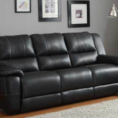 Living Room Leather Sofas 3 Seater Sofa Covers Malaysia How To Choose Black For