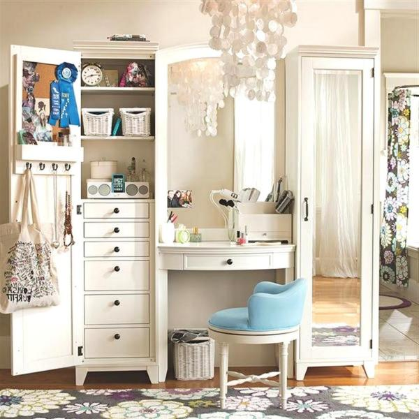 Dressing Table Ideas for Small Bedrooms