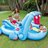unique-and-cute-plastic-garden-pool-for-baby-and-kids-with ...