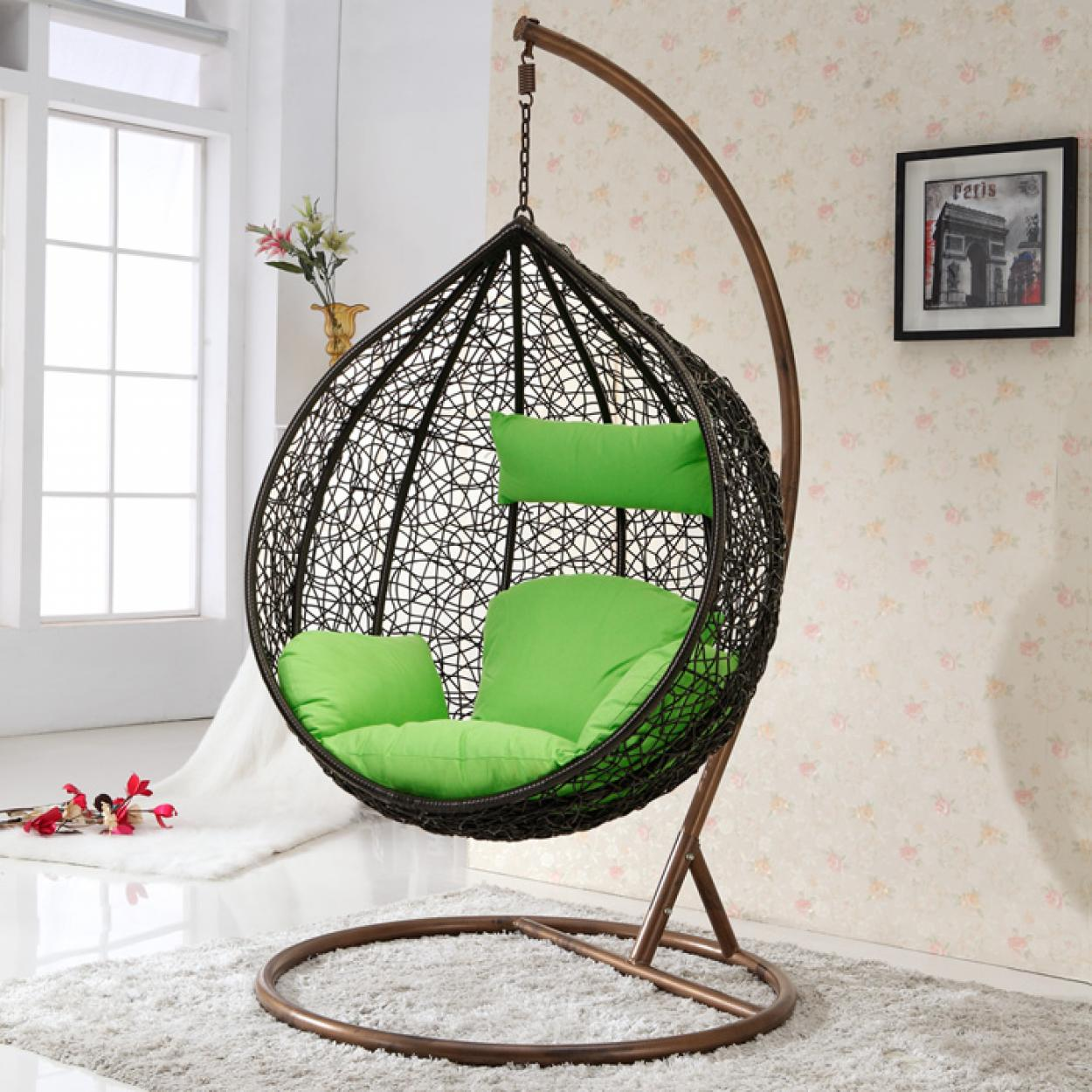 hanging chair amazon india wheelchair sales indoor perfect wood with